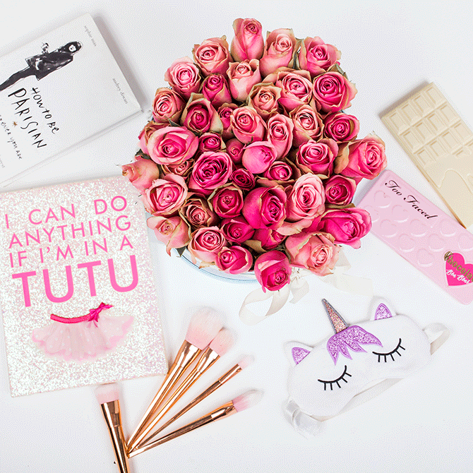 Roses LUVBOX