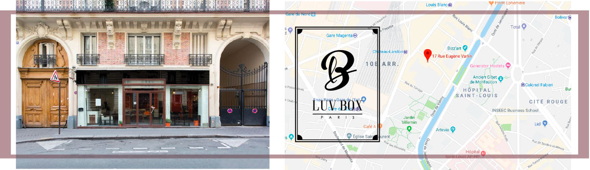 boutique Luvbox